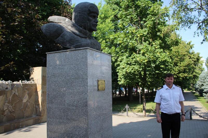 Визит Орлова И. А.