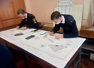 конкурс «Планирование и осуществление перехода и определение местоположения судна»