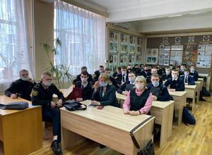 конференция «Обмен мнениями и впечатлениями курсантов об учебной и производственной (плавательной) практике»
