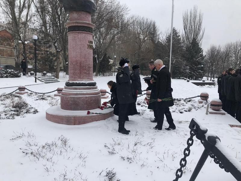 274 года Ф. Ф. Ушакову