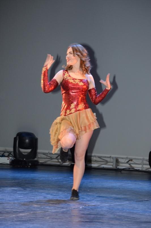 Танец ретро