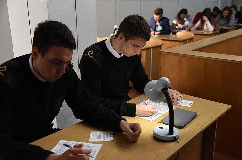 Международная акция «Тест по истории Отечества»