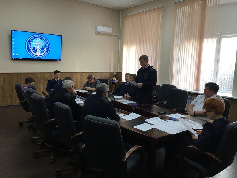 Заседание Ученого совета