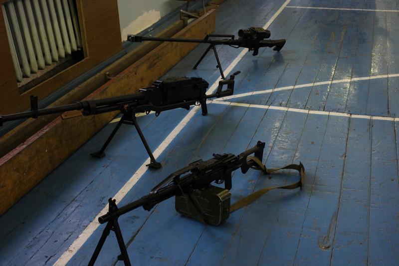 Выставка вооружения ОМОН