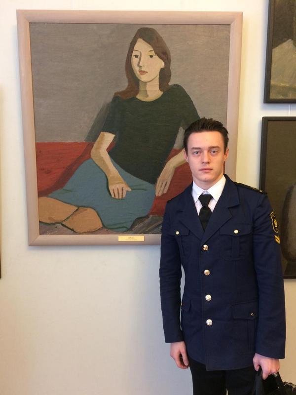 Выставка Т. Теряева