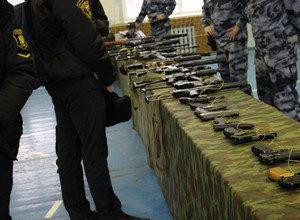 оружейная выставка