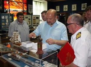 визит губернатора архангельской области
