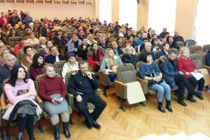 Собрание родителей курсантов